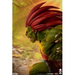 Estatua Street Fighter: Blanka Ultra Escala 1:4