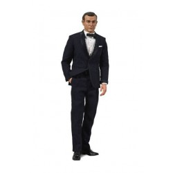 Figura James Bond 007 Dr. No Collector Series Escala 1/6 Limited Edition
