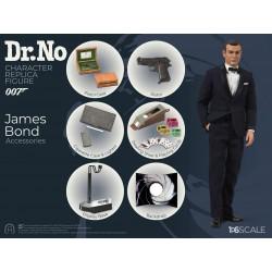 Figura James Bond 007 Dr. No Collector Series Escala 1/6 Limited Edition