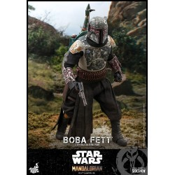 Figura Boba Fett The Mandalorian Star Wars Hot Toys
