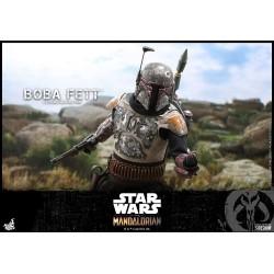 Figura Boba Fett The Mandalorian Star Wars Hot Toys