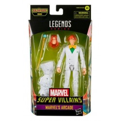 Figura Arcade Marvel Legends Build A Figure Xemnu Hasbro