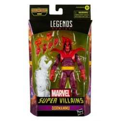 Figura Dormammu Marvel Legends Build A Figure Xemnu Hasbro
