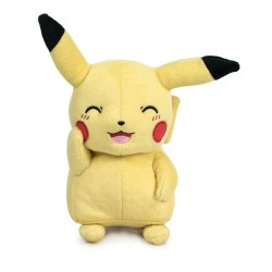 Peluche Pikachu Pokemon 18 cm