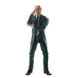 Figura Profesor X Charles Xavier With Hover Chair Marvel Legends Ultimate Hasbro