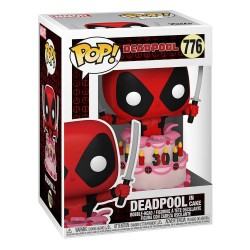 Figura Deadpool 30 Aniversario Funko Pop Marvel