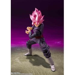 Figura Goku Black Super Saiyan Rose dragon Ball Super SH Figuarts Bandai