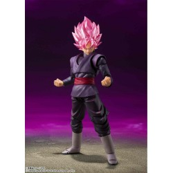 Figura Goku Black Super Saiyan Rose dragon Ball Super SH Figuarts Bandai