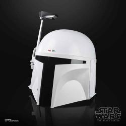 Casco Boba Fett Prototype Armor Réplica 1:1 Star Wars Black Series Hasbro Nuevo Diseño The Mandalorian