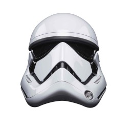 Casco First order Réplica1:1 Star Wars Black Series Hasbro