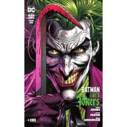 Imagén: Batman: Tres Jokers Colección completa