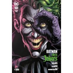Batman: Tres Jokers Colección completa