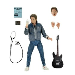 Figura Ultimate Marty McFly Audition Regreso al Futuro NECA