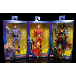 Set 3 Figuras Defensores de la Tierra Series 1NECA