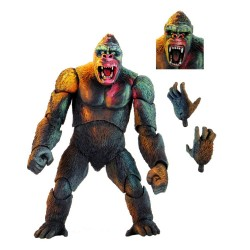 Figura Ultimate King Kong Illustrated NECA