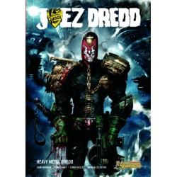 Juez Dredd: Heavy Metal
