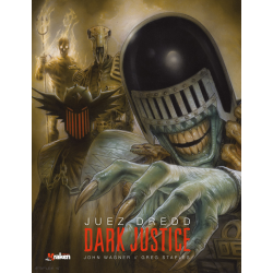 Juez Dredd Dark Justice