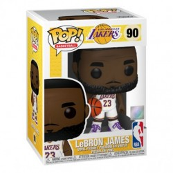 Lebron James Los Angeles Lakers NBA POP Funko 90
