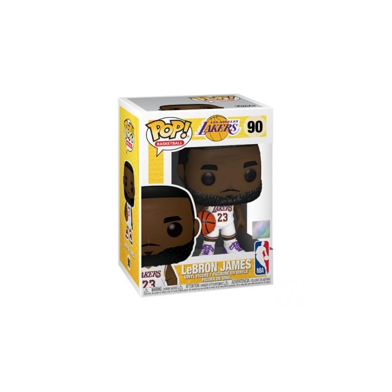 Lebron James Los Angeles Lakers NBA POP Funko 90