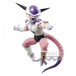 Figura The Frieza Dragon ball Z Full Scratch Banpresto