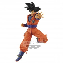Figura Son Goku Dragon Ball Super Chosenshiretsuden II Vol. 6 Banpresto