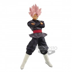 Figura Super Saiyan Rose Goku Black Dragon Ball Super Chosenshiretsuden II Vol. 6 Banpresto