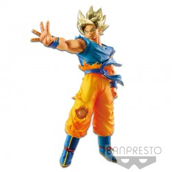 Figura Super Saiyan Son Goku Dragon Ball Z Blood Of Saiyans Special Banpresto