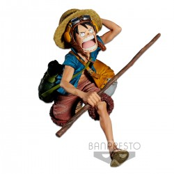 Figura Monkey D. Luffy One Piece Chronicle Figure Colosseum 4 Banpresto