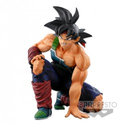 Figura Bardock Dragon Ball Super World Figure Colosseum 3 Super Master Star Piece Banpresto