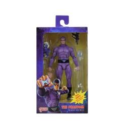 Figura The Phantom El Hombre Enmascarado Defensores de la Tierra Series 1 NECA.