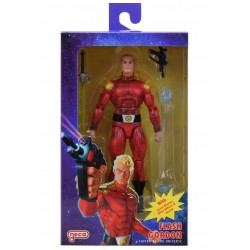 Figura Flash Gordon Defensores de la Tierra Series 1 NECA.