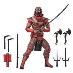 Figura Red Ninja G.I. Joe Classified Hasbro