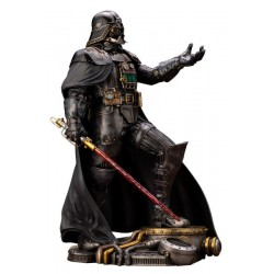 Estatua Darth Vader Industrial Empire Artfx Kotobukiya