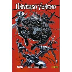 100% Marvel HC. Universo Veneno