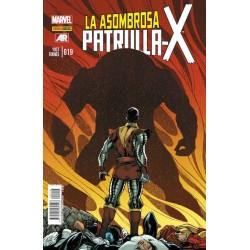 La Asombrosa Patrulla X (Colección Completa)
