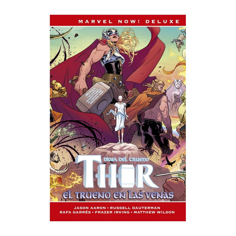 Thor de Jason Aaron 4 (Marvel Now! Deluxe)
