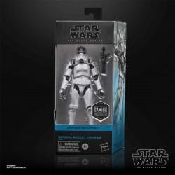 Figura Imperial Rocket Trooper Black Series Star Wars Gaming Greats Hasbro
