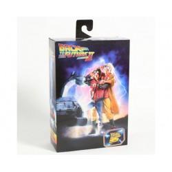 Figura Ultimate Marty McFly Regreso al Futuro II NECA