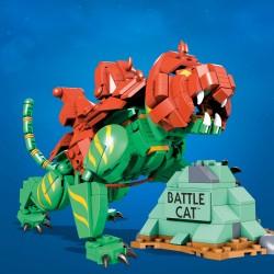 Masters del Universo Kit de Construcción Mega Construx Probuilders Origins Battle Cat