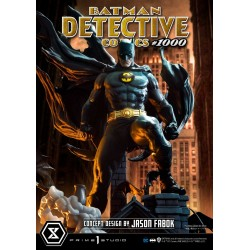 Estatua Batman Detective Comics 1000 Concept Design Prime1 Studio