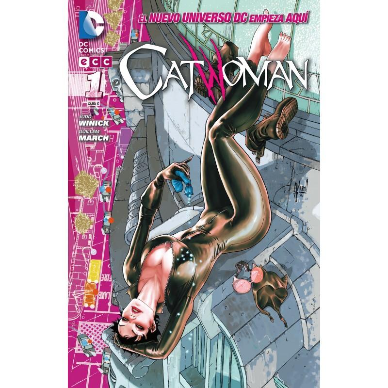 Catwoman (Colección Completa)