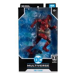 Imagén: Figura Flash Justice League Multiverse McFarlane Toys