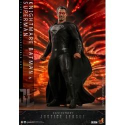 Pack Figuras Batman Knightmare y Superman Zack Snyder's Justice League Hot Toys Escala