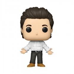 Figura Jerry Seinfeld Con Camisa Funko Pop TV 1088