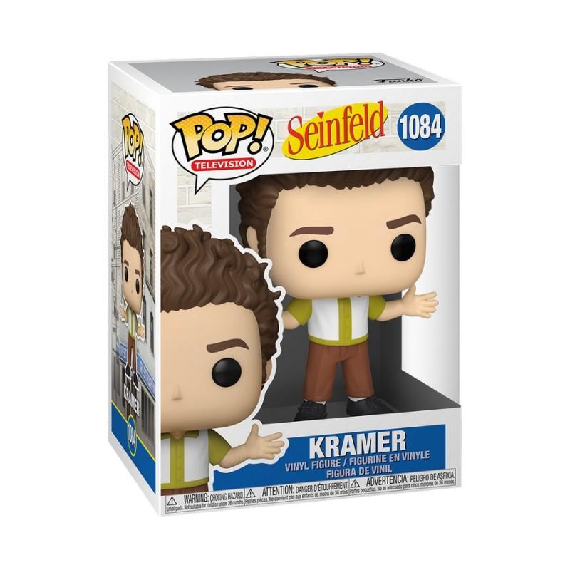 Figura Kramer Seinfeld Funko Pop TV 1084