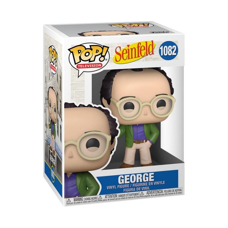 Figura George Seinfeld Funko Pop TV 1082