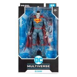 Figura Superman Bizarro Rebirth DC Multiverse McFarlane Toys