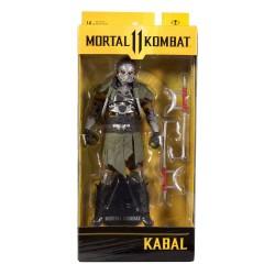 Figura Kabal hooked Up skin Mortal Kombat McFarlane Toys