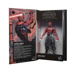 Figura Darth Maul Star Wars  Black Series Hasbro