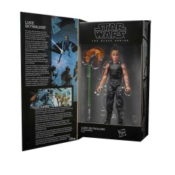 Figura Luke Skywalker Ysalamiri Wars  Black Series Hasbro